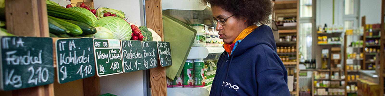 Wurzelwerk - Bioladen und Einkaufsgemeinschaft in Berlin
